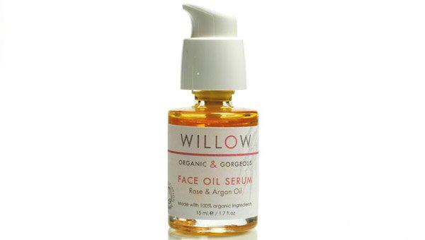 Willow Organic Liquid Gold Organic Rose & Argan Face Oil