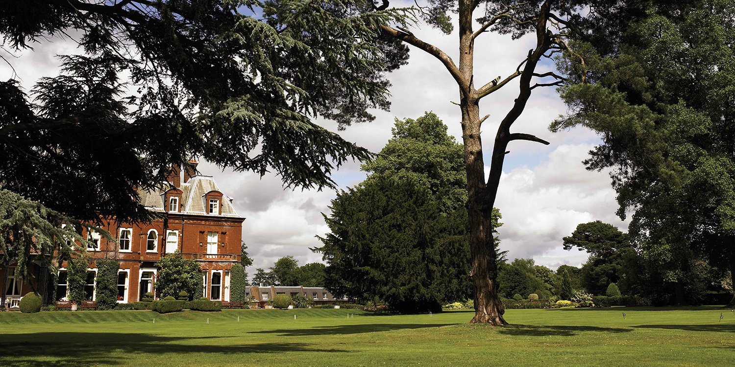 Champneys Tring grounds