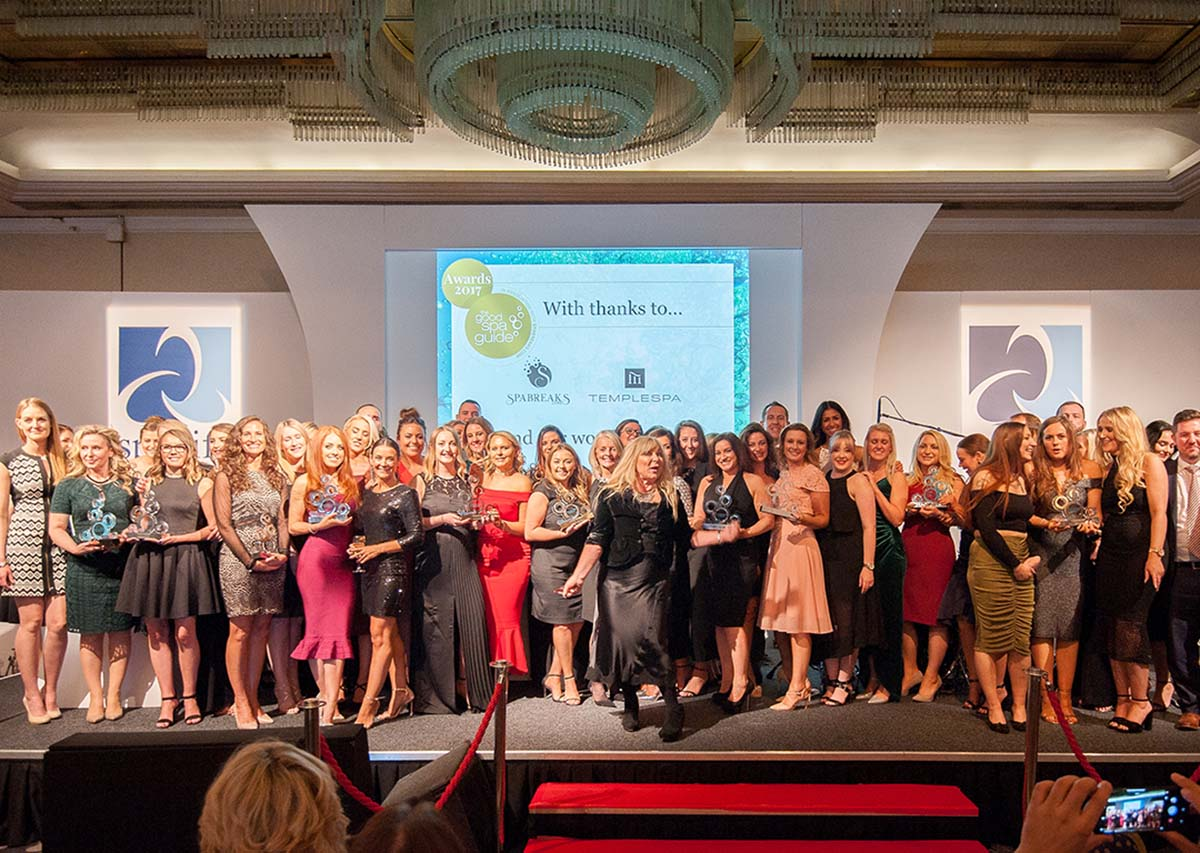 The Good Spa Guide Awards winners