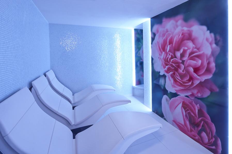 The Blossom Heat Room