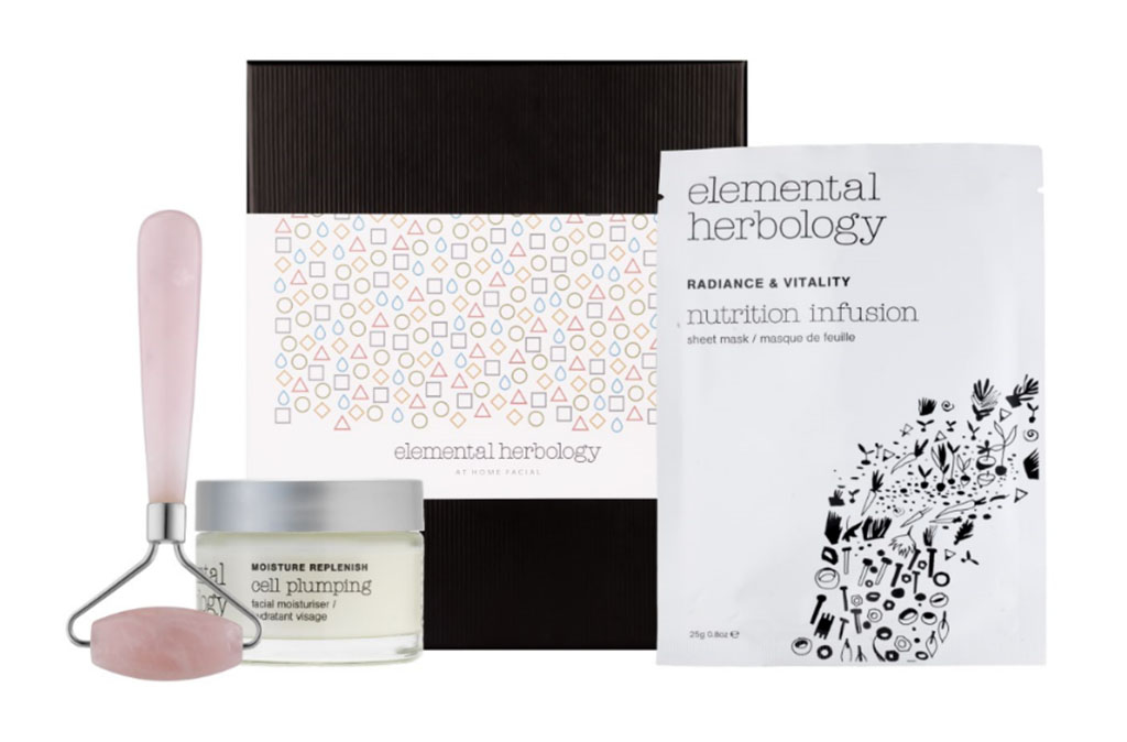 elemental herbology facial set