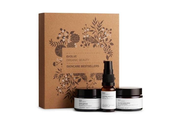 Evolve Organic Beauty Gift Set