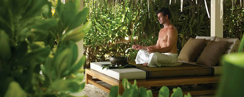 Yoga Class at Four Seasons Resort Maldives at Landaa Giraavru