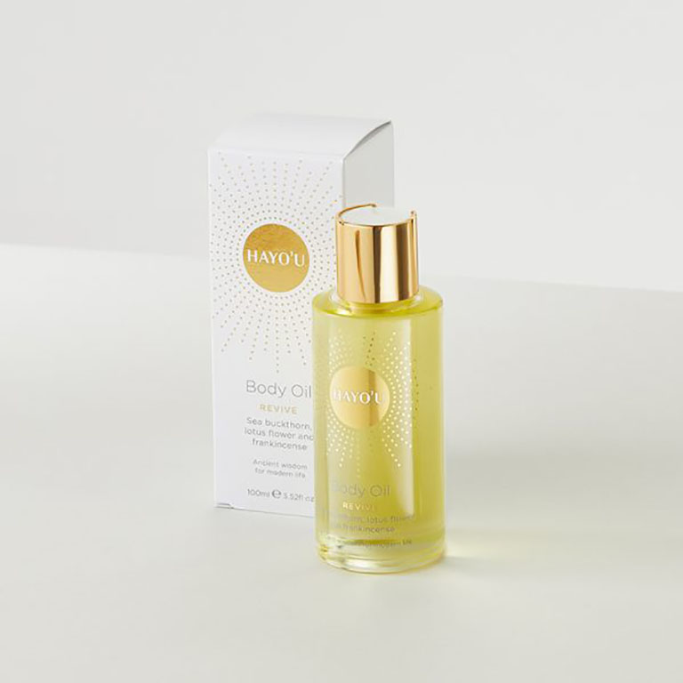 hayou body oil