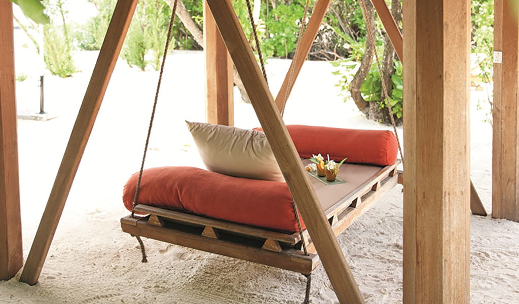 Hideaways Resort and Spa Relaxation Space