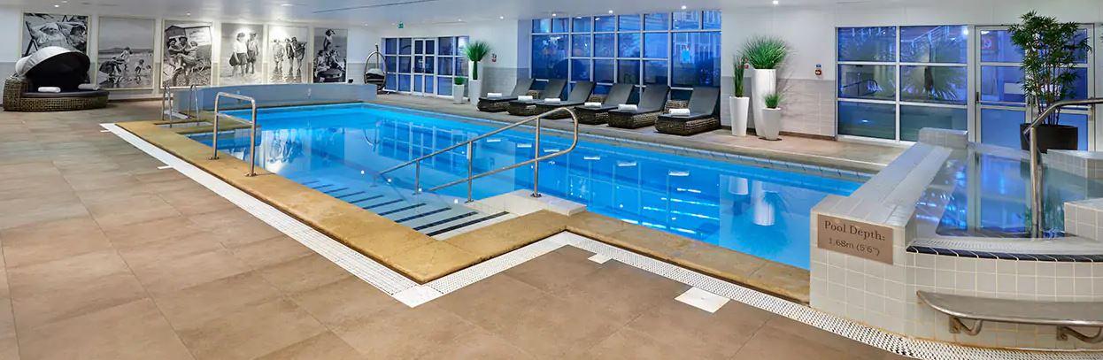 hyatt spa pool
