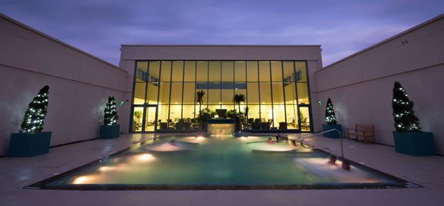 Malvern outdoor pool
