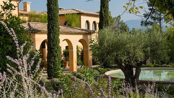 A villa at Terre Blanche