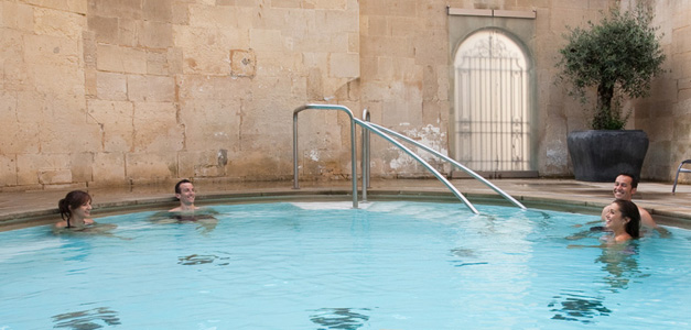 Thermae Cross Bath