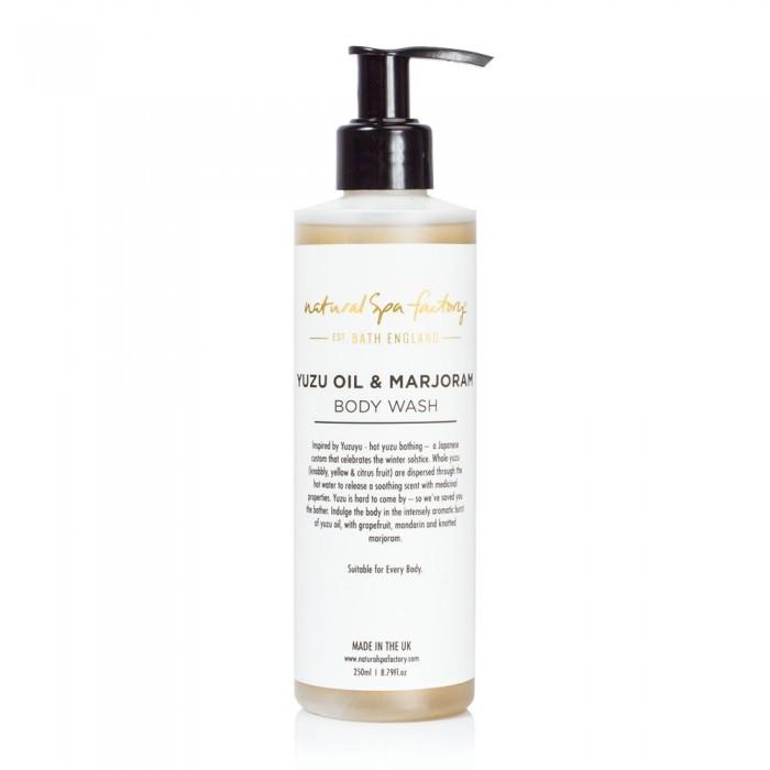 natural spa factory body wash